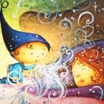 Livre enfant le Bonhomme de rêves