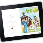 livre enfant interactif pour tablette