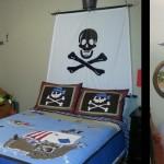 décoration personnalisée pirate