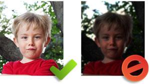 Exemple photo
