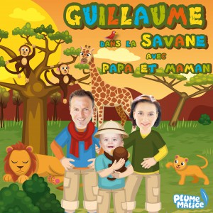 La savane version famille