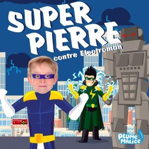 Je suis un Super-héros !