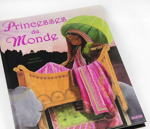 Misstigri couverture du livre Princesses du monde