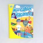 Cahier de vacances personnalisé