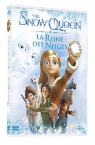 DVD enfant La Reine des Neiges
