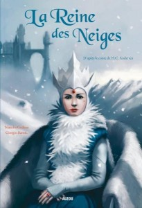 livre enfant La Reine des Neiges