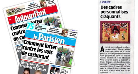 Le Parisien - 04/2012