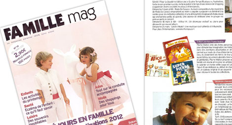 Famille mag - 02/2012