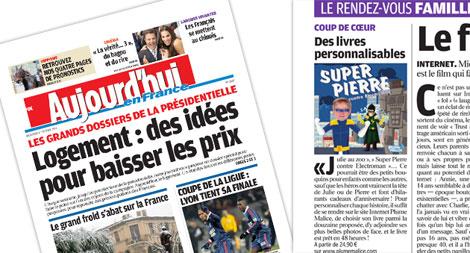 Aujourd'hui en France - 02/2012