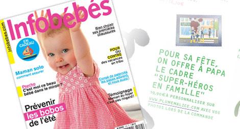 Infobébés - 07/2012