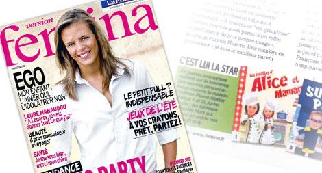 Version Femina - 07/2012
